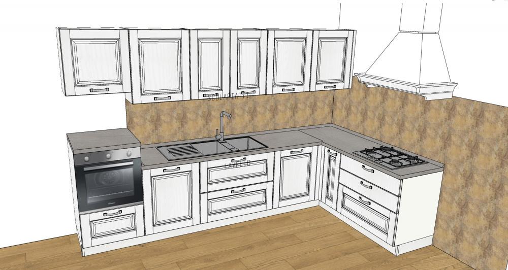 Progettazione cucine su misura a Firenze