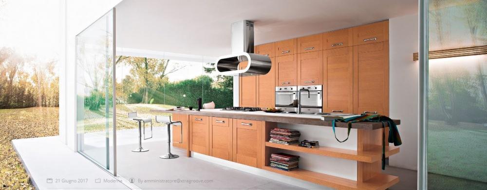 cucina modello quadra ar.tre a Milano