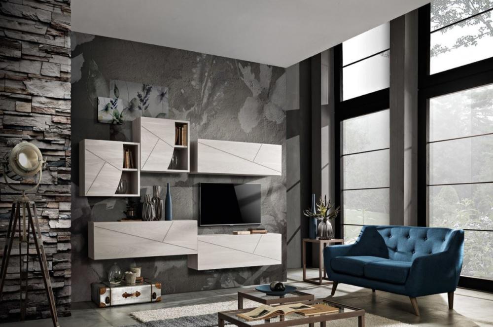 Rinnovare il look di un soggiorno classico