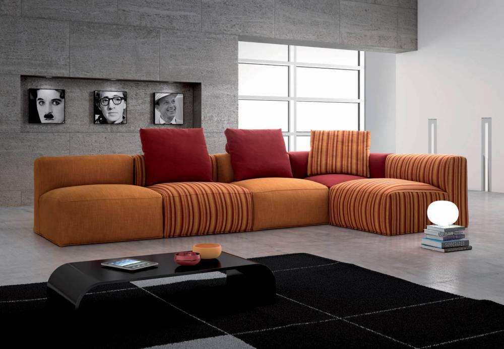 Divani componibili design e funzionalita for Divani componibili divani e divani