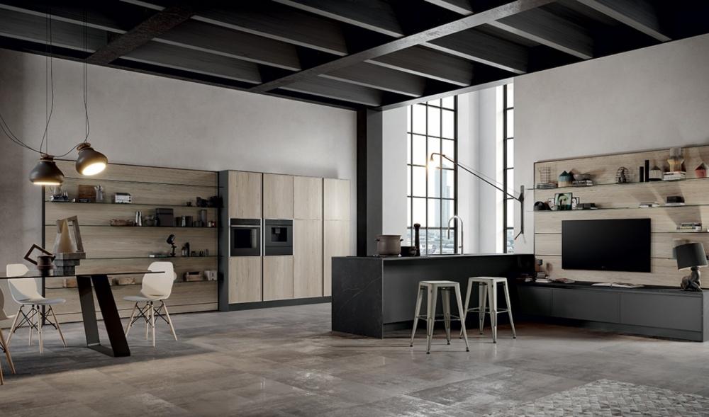 cucina arredo3 modello aria per una cucina importante