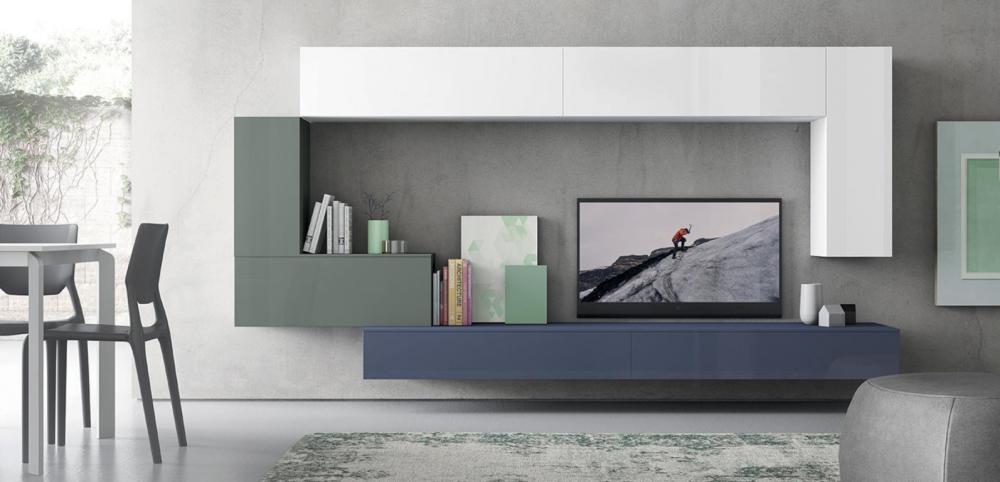 Spagnol living 403 funzionalità e design