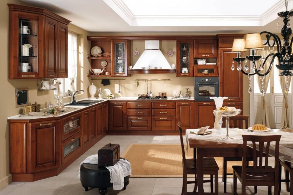 Vendita arredamenti completi scontati cucine e mobili in - Arredamento cucina classica ...