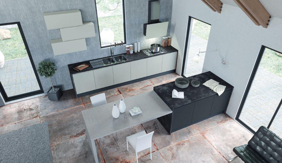 cucina modello syntesi 02 bindi a Milano