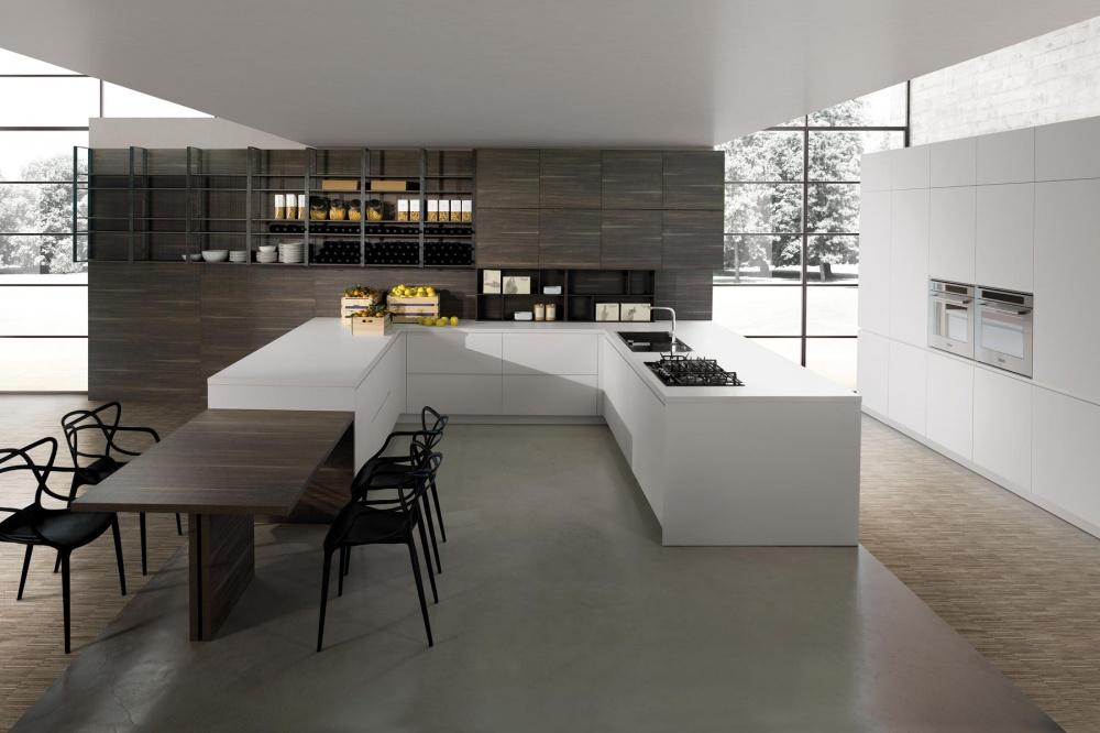 cucina modello team tlk a Milano