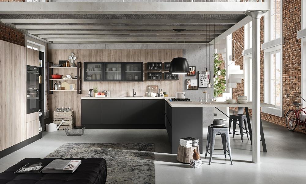 cucina urban 1 Record a Torino