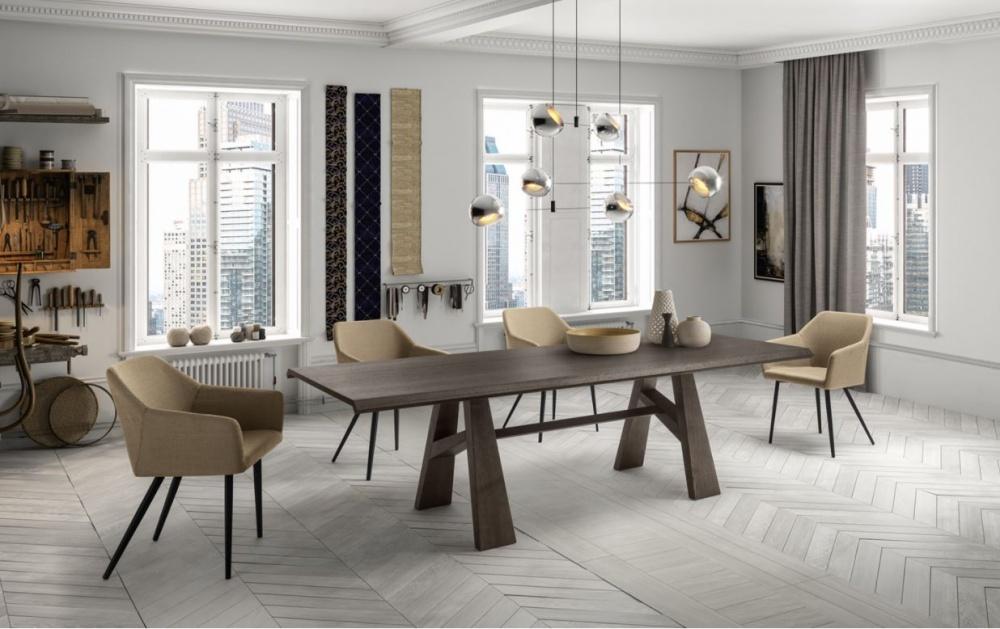 Soluzioni di abbinamento tavolo e sedie